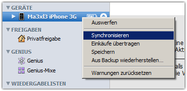 iphone_synchronisieren