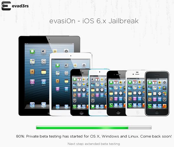 evasi0n-ios6-jailbreak-beta-testing-80-percent