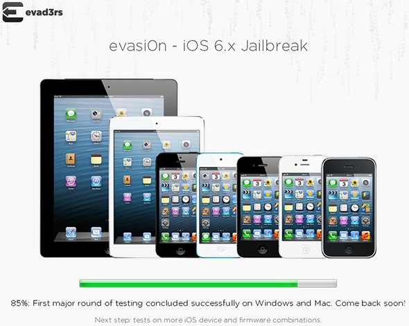 evasi0n-ios6-jailbreak-testing-completed-85-percent